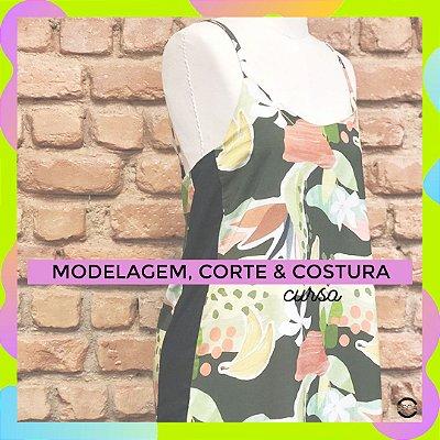 BLACK FRIDAY - Modelagem, Corte & Costura
