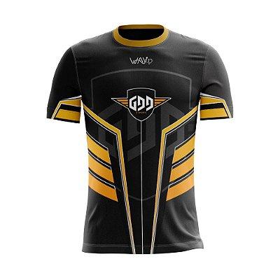 Camiseta Esportiva Jersey Global Da Deprê