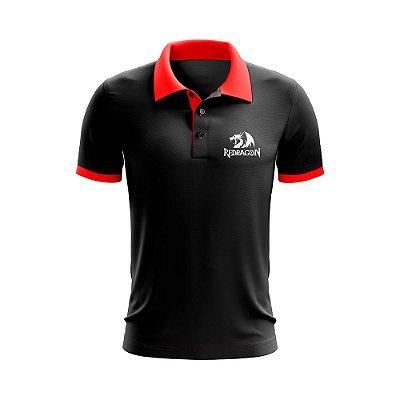 Camisa Polo Redragon Brasil Oficial
