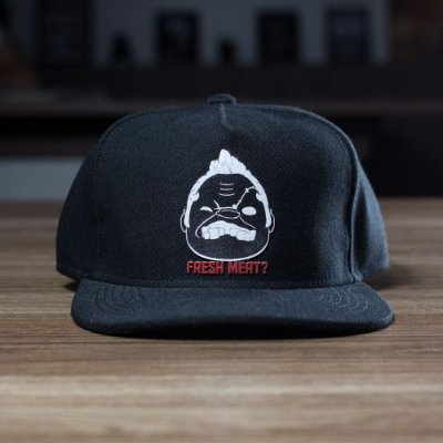 Boné Snapback Fresh Meat