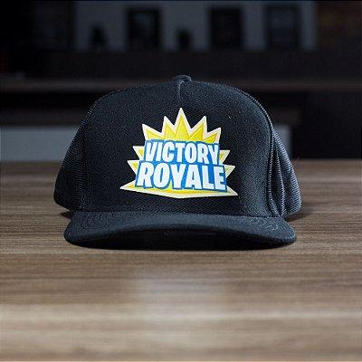 Boné Trucker Victory Royale