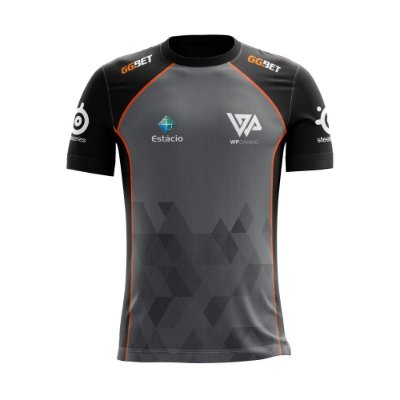 "CAMISETA ESPORTIVA ""JERSEY"" WP GAMING"