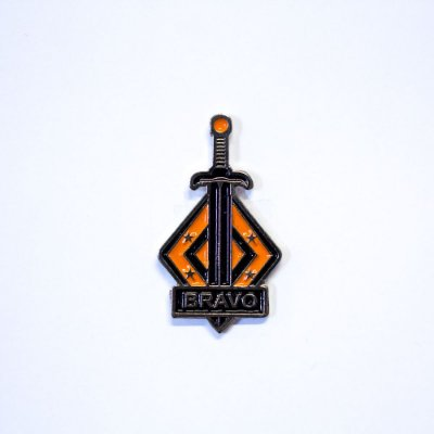 Pin Bravo