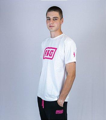 Camiseta Casual PRG Branca