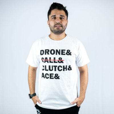 Camiseta Casual Zigueira Routine