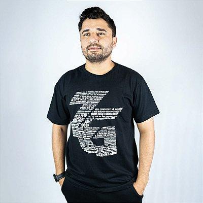 Camiseta Casual Zigueira Zg