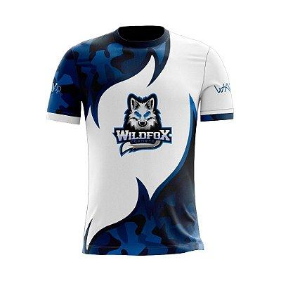 Camiseta Esportiva Jersey Wild Fox Esports