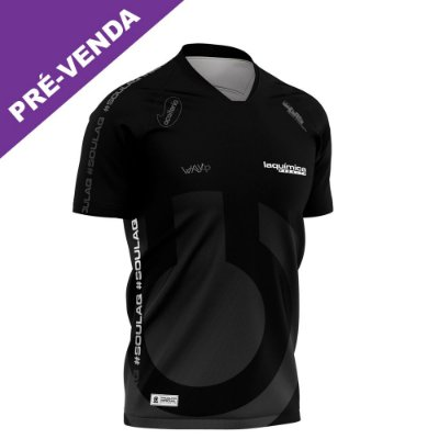 Pré-Venda - Camiseta Esportiva Jersey Laquímica Esports 2021
