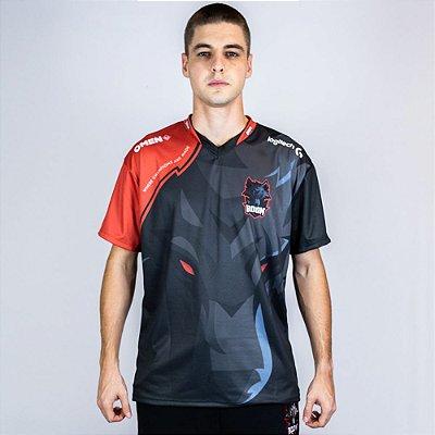 Camiseta Esportiva Jersey BOOM Esports Oficial
