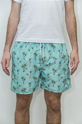 Shorts de Verão Coqueiro