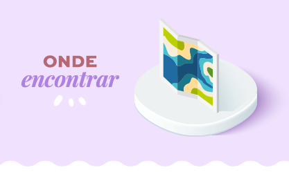 onde encontrar - mini