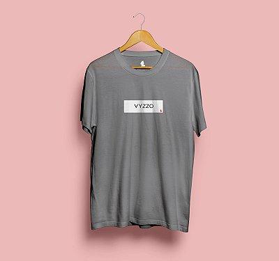 Camiseta LogoBox | Cinza