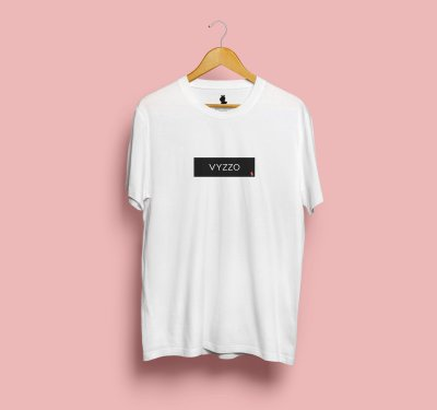 Camiseta LOGOBOX | Branca