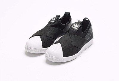 Tênis Adidas Slip On Elastico Unissex