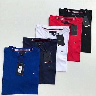 Kit com 3 Camiseta Tommy Peruana