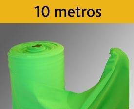 10 Metros Lineares de Tecido Chroma Key