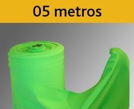05 Metros Lineares de Tecido Chroma Key