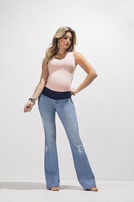 Calça Jeans Flare Megadose