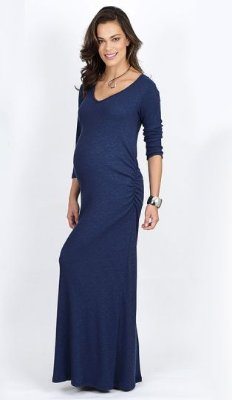 Vestido Grávida Longo Mood Fashion