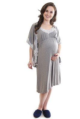 Camisola Maternidade Alça Amamentação