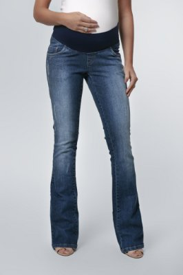 Calça Jeans Flare Matterna