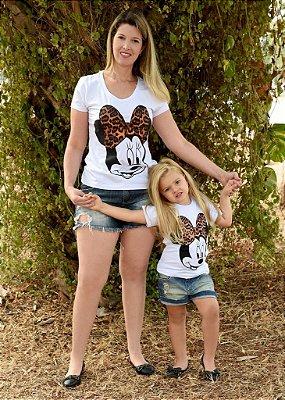 Camisetas Tal Mãe Tal Filha Feminina Adulta
