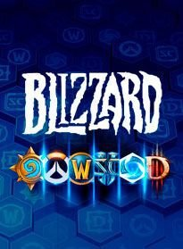 BLIZZARD PIN CARD