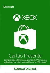 Xbox Cash PIN Card