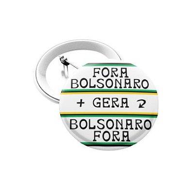 Botton Gentileza Fora Bolsonaro
