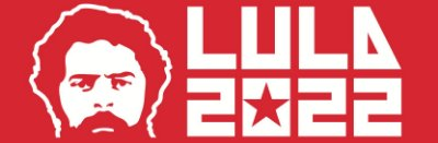 Adesivo Lula 2022 - fixação externa
