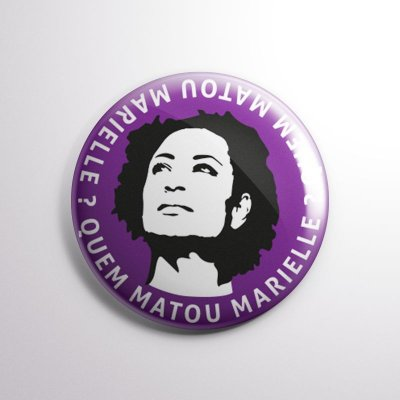 BOTTON MARIELLE ROXO