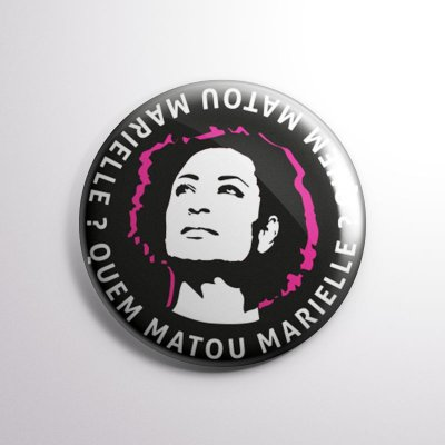 Botton Marielle Preto
