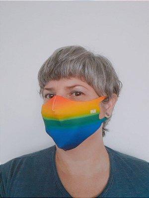 MÁSCARA NEOPRENE LGBT - Tam G