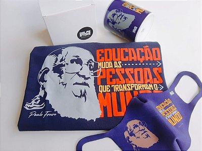 Combo Paulo Freire - Dia dos Pais