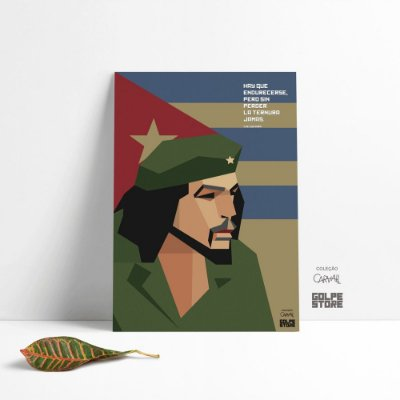 Painel Che Guevara - Red Friday