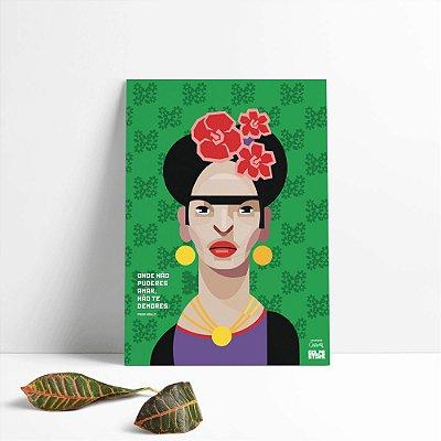 Painel Frida Kahlo