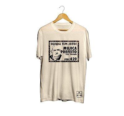 Camisa Mujica Prefeito Olinda