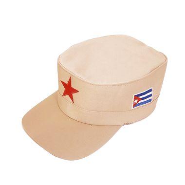 Cap Tipo Cubano Bege