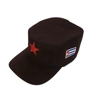 Cap Tipo Cubano Preto