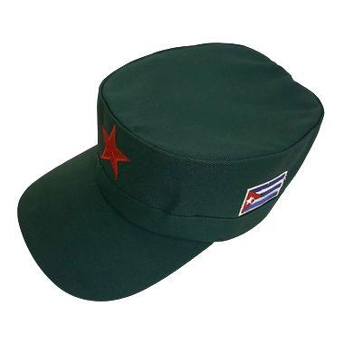 Cap Tipo Cubano Verde Oliva