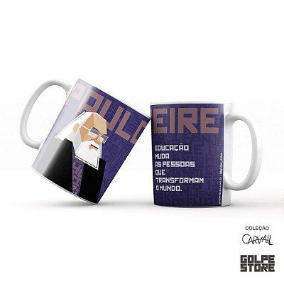 Caneca Paulo Freire - Lançamento