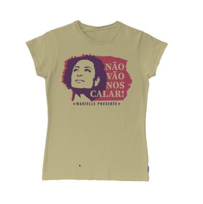 Camisa Babylook Marielle