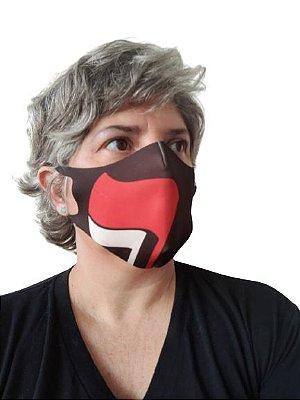 Máscara Neoprene  Antifa - RED PROMO
