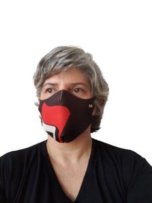 Máscara Neoprene Antifascismo