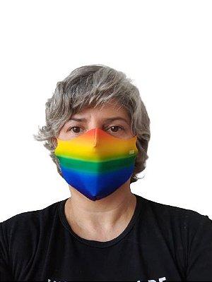 Máscara Neoprene LGBT