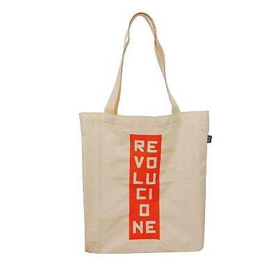 Ecobag Revolucione - Promo da Resistência