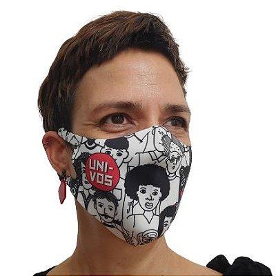 Máscara Neoprene La Ursa Uni-vos