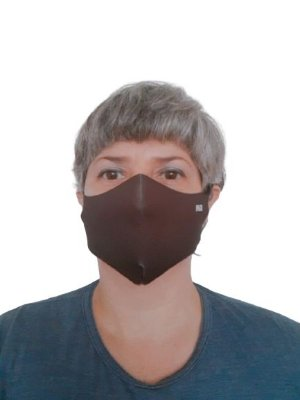 Máscara Neoprene Lisa