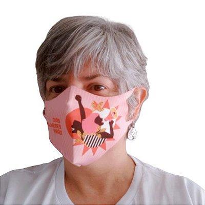Máscara Neoprene Mulheres