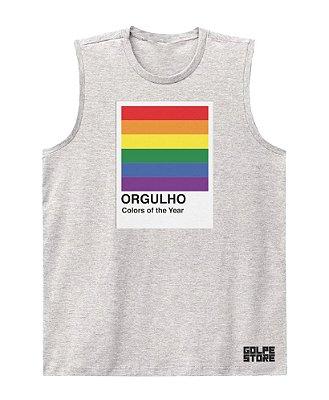 Camisa Regata Orgulho LGBT